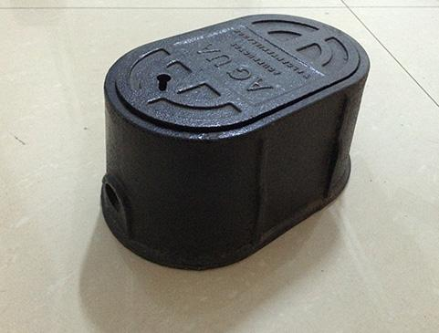 Ящик дл� водомера