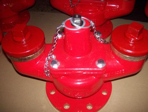 Посадочный пожарный гидрант