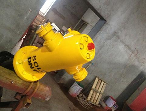 Фланцевый пожарный гидрант